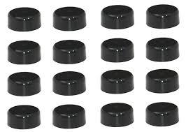 Fence Post Caps Black Plastic Round 3 5 3 1 2 Round Log Rail Pos Jsp Manufacturing