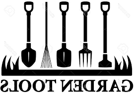 garden tools clipart free on