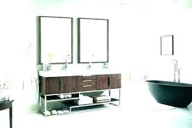 bathroom mirror black frame mirrors