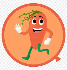 Cartoon Fruit And Vegetable Wall Decals Wall Decal Free Transparent Png Clipart Images Download