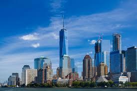 New York Skyline Free Stock Photo - Public Domain Pictures