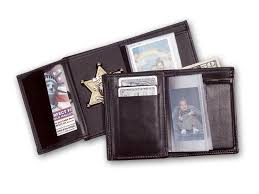 police badge and id holder toronto