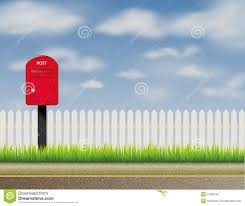 Design Of Abstract English Uk Letter Box Mailbox Stock Vector Illustration Of Sample Background 31655257