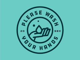 Wash Hands Vinyl Decal By Jim Leszczynski For Good Behavior On Dribbble
