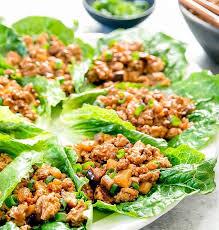 en lettuce wraps p f chang s