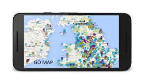 GO MAP live for Pokemon GO for Android - APK Download