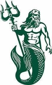 Poseidon Merman Mermaid Aqua Man Boat Greek God Fantasy Car Truck Vinyl Decal Ebay