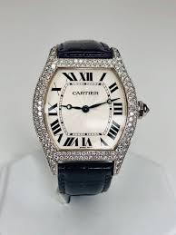 Cartier Tortue Watch - Diamond Exchange USA