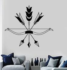 Best Wall Sticker Bow And Arrow Near Me And Get Free Shipping A575