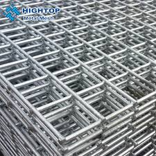 China 50x50mm Aperture Welded Wire Mesh Panels For Construction Welded Wire Mesh Fence Panels China Welded Wire Mesh Welded Metal Mesh