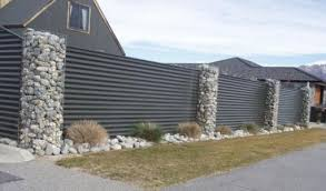 Gabion Stone Pillars And Columns Fences Gate Post Supplies Usa