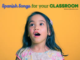 Mommy Maestra: Great Spanish Songs for Your Classroom!