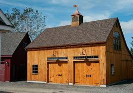 post and beam carriage barn