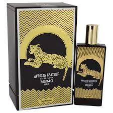 african leather perfume by memo