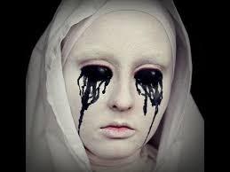 white nun makeup tutorial american