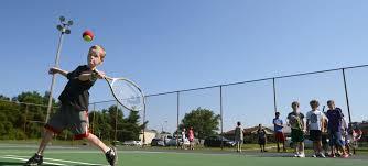 Fall fun being served up at Ida Stone Jones Community Tennis Center |  Latest Headlines | heraldcourier.com