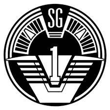 Stargate Sg1 Insignia 2041 Vinyl Sticker