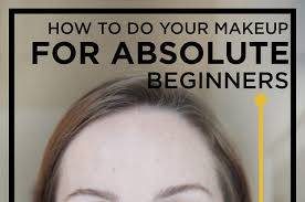 a very easy make up lesson for