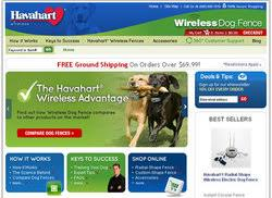 Havahart Wireless Launches Web Site To Showcase Revolutionary Wireless Electric Dog Fence Technology