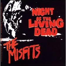 The Misfits Night Of The Living Dead Die Cut Vinyl Sticker Decal Walmart Com Walmart Com
