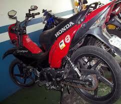 honda xrm motard p50000 on cash and