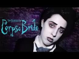 corpse bride victor van dort makeup