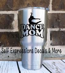 Dance Mom Cup Decal Dance Moms Decals Vinyl Decals