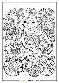 Kleurplaat Poes Download Gratis Poes Kleurplaten Eendier Nl