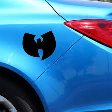 16 14 4cm Wu Tang Clan Hip Hop Bumper Sticker Decal Cool Graphics Vinyl Wrap Car Styling Car Accessories Car Sticker Car Stickers Aliexpress