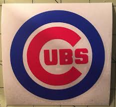 Chicago Cubs Decal For Your Yeti Rambler Tumbler Rtic Yeti Rambler Tumblers Rambler Tumbler Yeti Decals