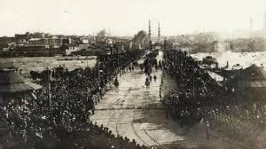 İstanbul ' un Düşman İşgalinden Kurtuluşu - 6 Ekim 1923 - YouTube