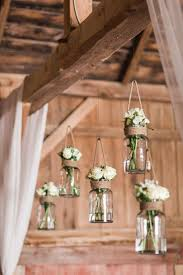 rustic wedding decoration ideas with