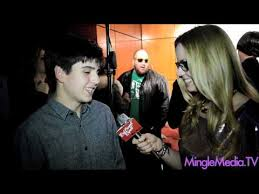 """Preston Strother at the """"How Sweet It Is"""" Pre-Grammy Red Carpet - YouTube"""