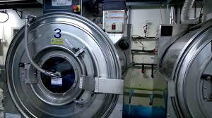 Máy giặt công nghiệp Unimac Model UW - YouTube