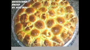 honey b cheese filled bread with
