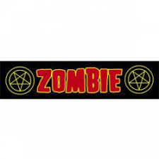 Rob Zombie Stickers Decals Bumper Stickers