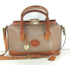 dooney and bourke doctor bag satchel