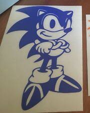 Amy Sonic The Hedgehog Car Window Decal Sticker Ebay