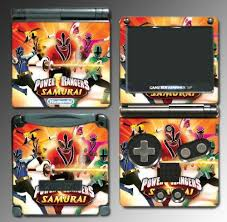 Power Rangers Megazord Toys Save Mighty Morphin Power Rangers Mmpr Megazord Game Vinyl Decal Skin Protector Cover 4 For Nintendo Gba Sp Gameboy Advance Game Boy Deals