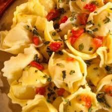 how to make homemade tortellini pasta