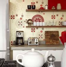 country kitchen wallpaper border ideas