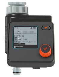 gardena water timer water smart