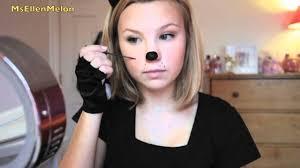 last minute halloween cat costume