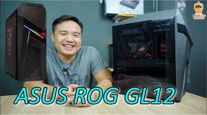 Asus ROG GL12 - Cỗ Máy Chơi Game Khỏi Cần Nâng Cấp Của Asus - Technew.vn -  YouTube