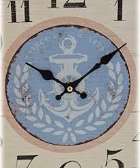anchor wall clocks
