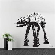 At At Walker Star Wars V 1 Vinyl Wall Art Decal