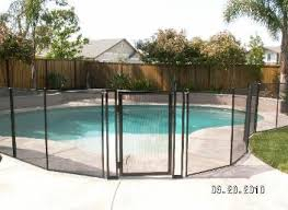 Pool Fence By Baby Barrier Of Northern California