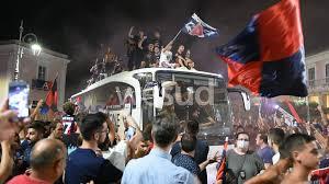 VIDEO   Il Crotone torna in serie A e in città scoppia la festa ...