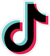 Tik Tok Logo Vinyl Decal Sticker Laptop Water Bottle Car Ebay