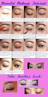 how to apply eye makeup on asian eyes